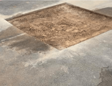 Parking Lot Repair Ellicott City MD