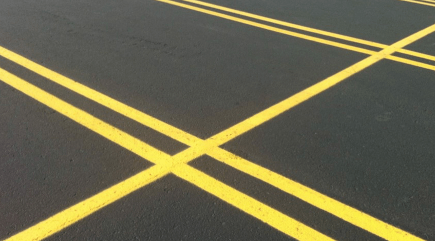 Parking Lot Striping Ellicott City MD
